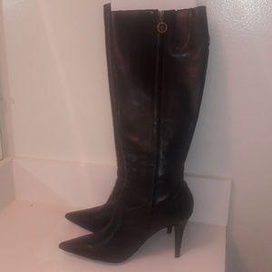 Ralph Lauren Knee Boots